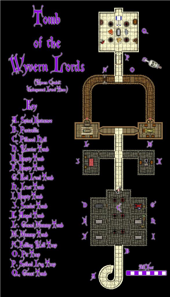 Wyvern Citadel - Tomb of the Wyvern Lords Forum.JPG