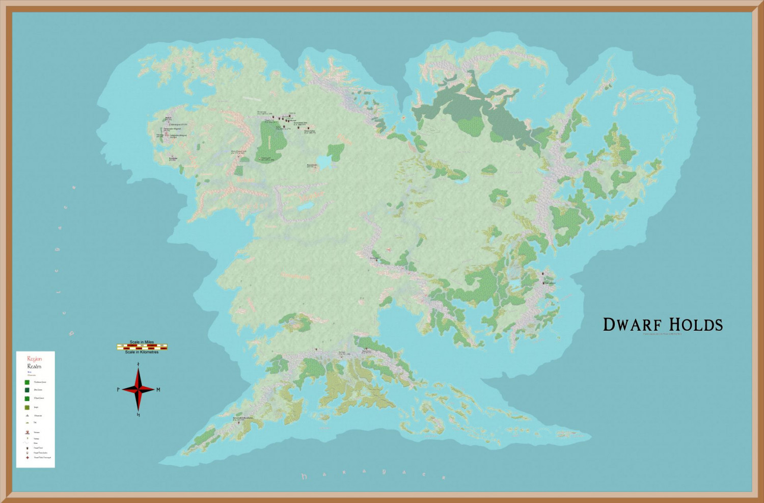 ICE M-E Dwarven Mansions Endor Continent Map (Late Third Age) V1.00a.JPG