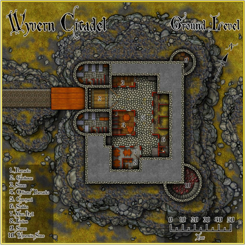 Wyvern Citadel - Ground Level Forum Final.JPG