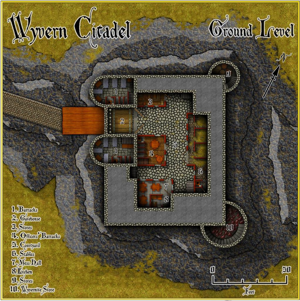 Wyvern Citadel - Ground Level Forum.JPG