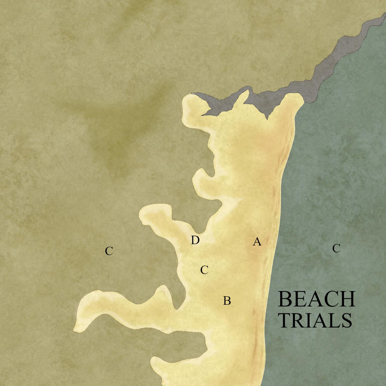 500 x 500 Village and Castle 01 BEACH STUDY.JPG