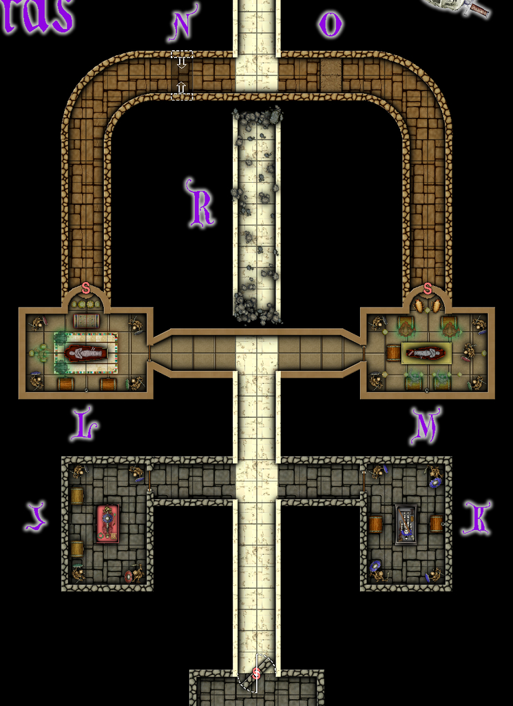 Wyvern Citadel - Tomb of the Wyvern Lords Mid Tombs GM Forum.JPG