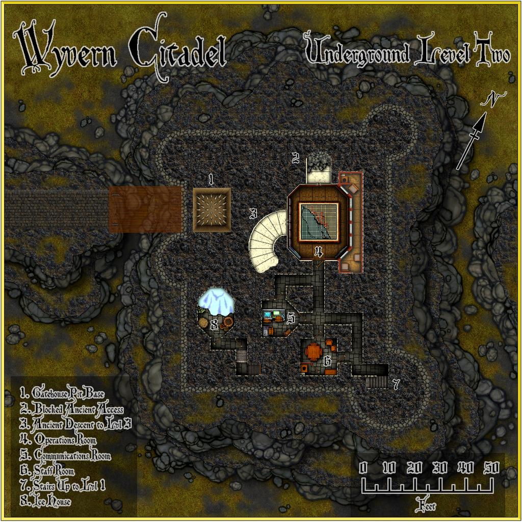 Wyvern Citadel - Underground Level Two Forum.JPG
